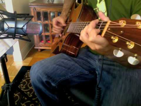 Here Comes Santa Claus (Fingerstyle Guitar)