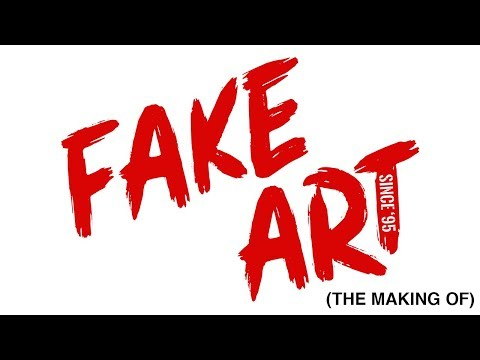 FAKE ART (The Making Of) – Callen Schaub – Vlog Episode #39