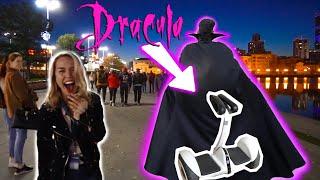 DRACULA MAGIC CAPE PRANK | Halloween edition 2019