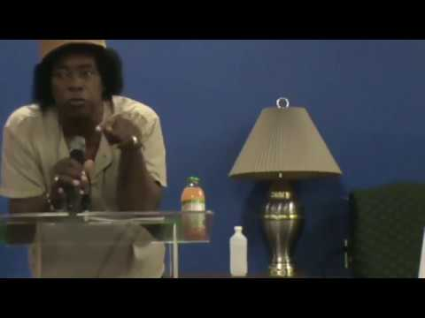 "New!!! Taj Tarik Bey ""The Roots of Division: Moors vs. Romans"" (Part 1 of 2)"
