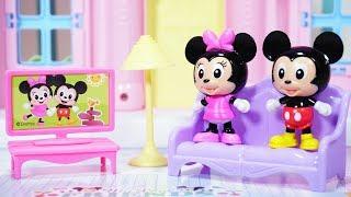 迪士尼米奇的歡樂大別墅玩具