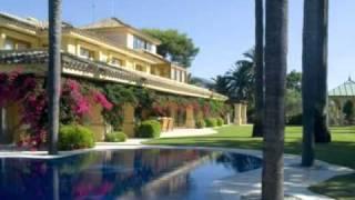 Villa de luxe en Espagne, Marbella Costa Del Sol