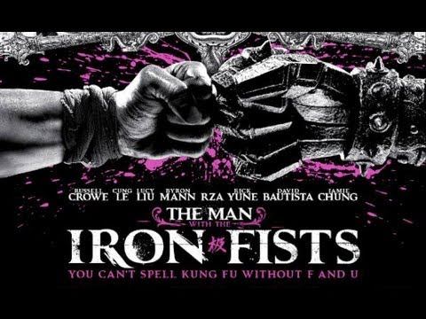 The Man with the Iron Fist Soundtrack (thoughts)-I Still Love H.E.R. v-log#12