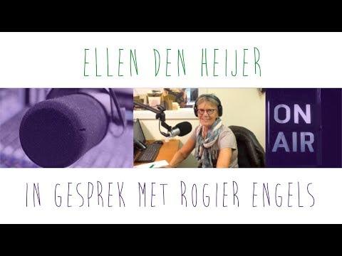 Ellen den Heijer (Radio Soest) in gesprek met Rogier Engels van Trotsmarkt