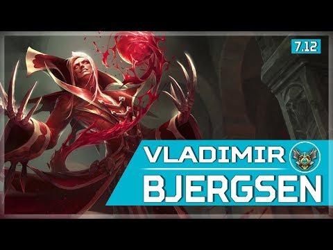 504. Bjergsen - Vladimir vs Talon - Mid - June 25th, 2017 - Patch 7.12 Season 7