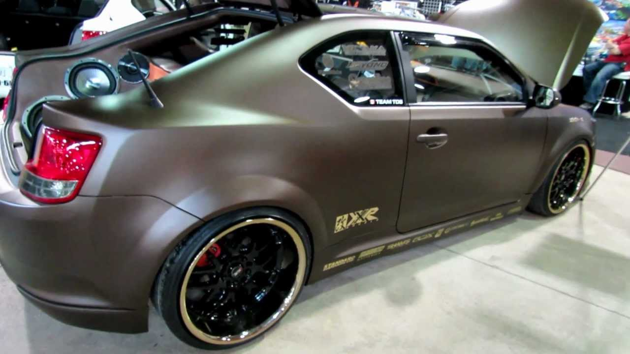 Scion Tc Custom >> 2012 Speed Custom 2011 Scion Tc Custom