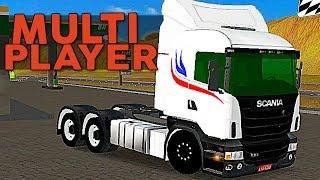 Grand Truck Simulator Multiplayer - Comboio + Carga de Combusítivel