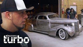 El ladrón de coches de los bancos | Justin y Nick: Supermecánicos | Discovery Turbo