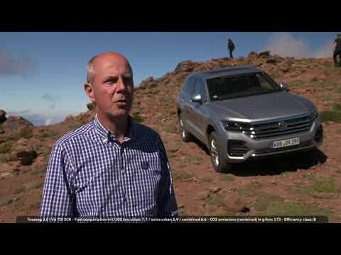 Volkswagen: The Touareg in Morocco