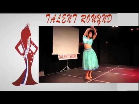Talent round Miss Nepal 2013