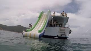 ICQM Boat Trip 20170702 - Firs