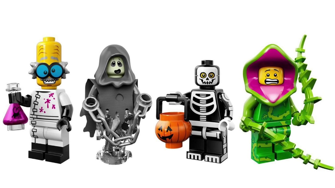 LEGO Collectible Minifigures Series 14 Official Pictures ...