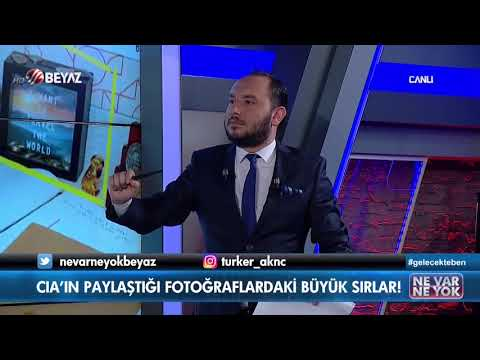 CIA'ın paylaştığı fotoğraflardaki büyük sırlar! / Ramazan Kurtoğlu