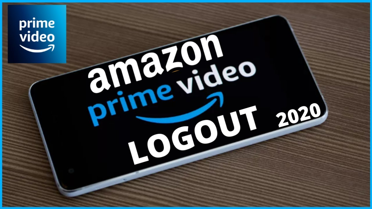 Amazon Logout