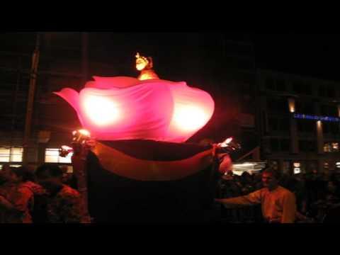 Cuba Street Carnival in Wellington