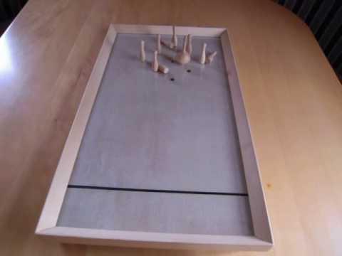 Meraner Tischkegeln
