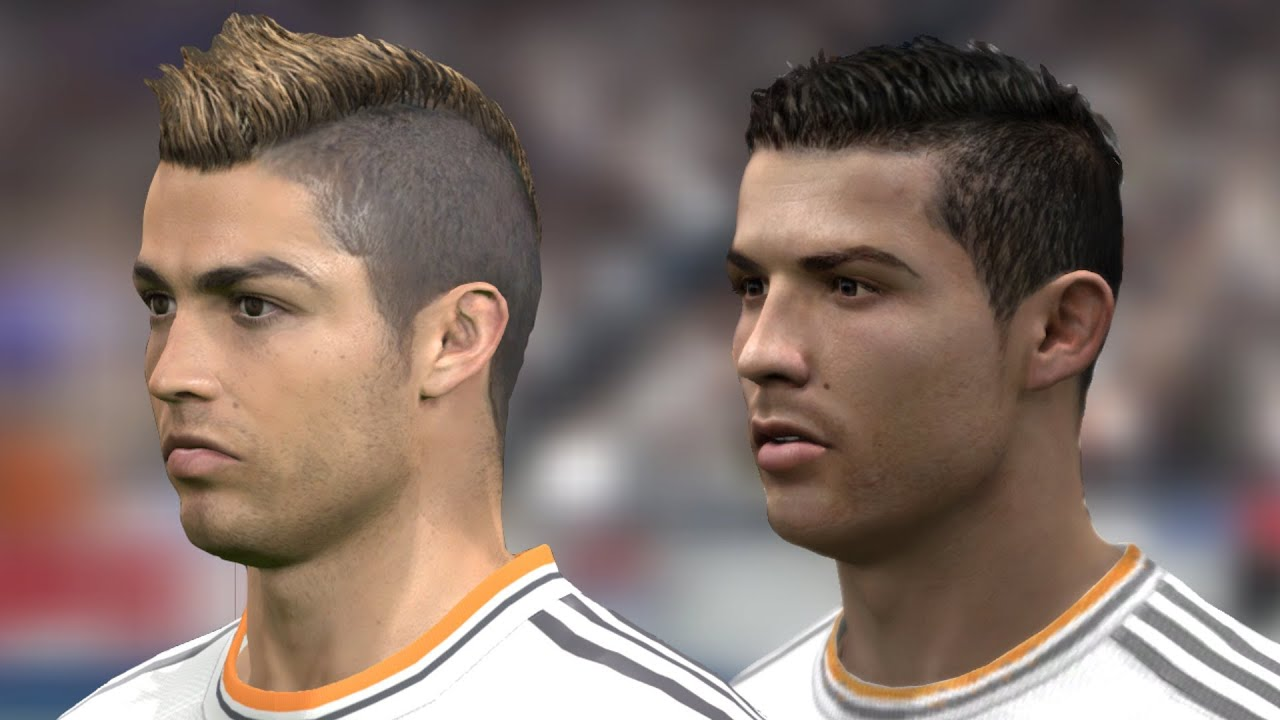 Fifa 14 vs pes 14 head to head faces 3 angles view real madrid fifa 14 vs pes 14 head to head faces 3 angles view real madrid hd 1080p youtube voltagebd Images