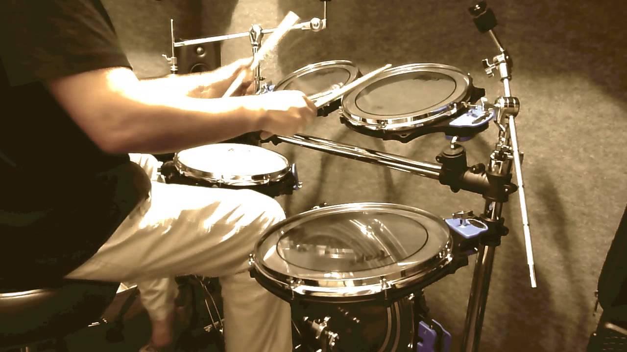 traps drum portable a400 drum set ebel perrelli testando traps drum youtube. Black Bedroom Furniture Sets. Home Design Ideas