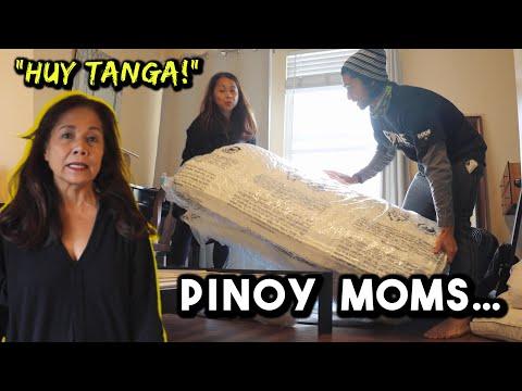 Bakit GANITO ang mga Filipino Moms?! (SIGAW PA MORE)