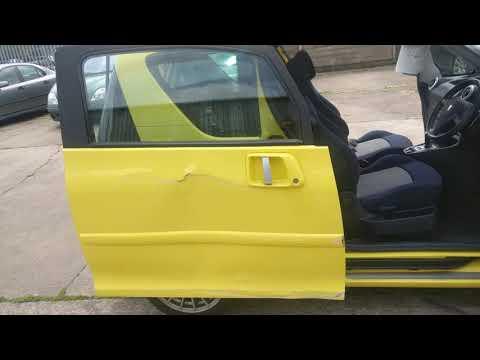 Peugeot 1007 1.6 Semi-automatic 2005