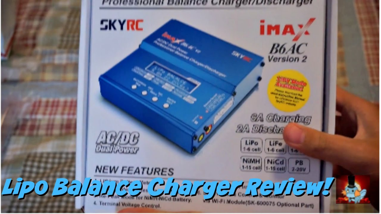 Genuine skyrc imax b6ac v2 acdc lipo nimh battery balance. Imax b6ac digital rc lipo battery charger nimh nicd balance discharger + us plug. You get what you pay for. Buy the genuine product. When your battery gets fried.