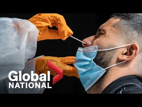 Global National: Sept. 16, 2020 | Long Lineups At COVID-19 Testing Sites Across Canada