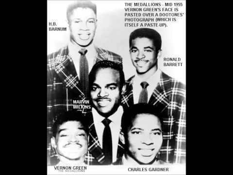 Vernon Green And The Medallions - Did You Have Fun / My Mary Lou - Dootone 407 - 10/56