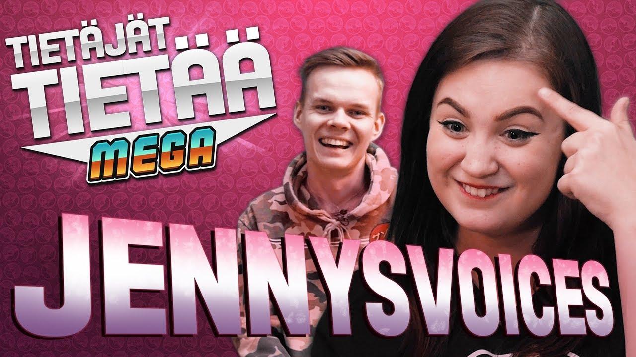 Tietäjät Tietää: Jennysvoices