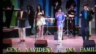 Susana Velasquez y Vilma Diaz con La Sonora Show