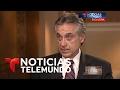 """Ex agente de la DEA habla de sus encuentos con """"El Chapo""""   Noticiero   Noticias Telemundo"""
