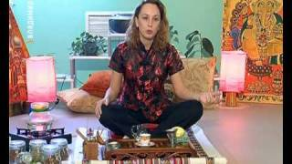 Экзотический чай Мате, чайная церемония(, 2009-05-26T19:34:56.000Z)