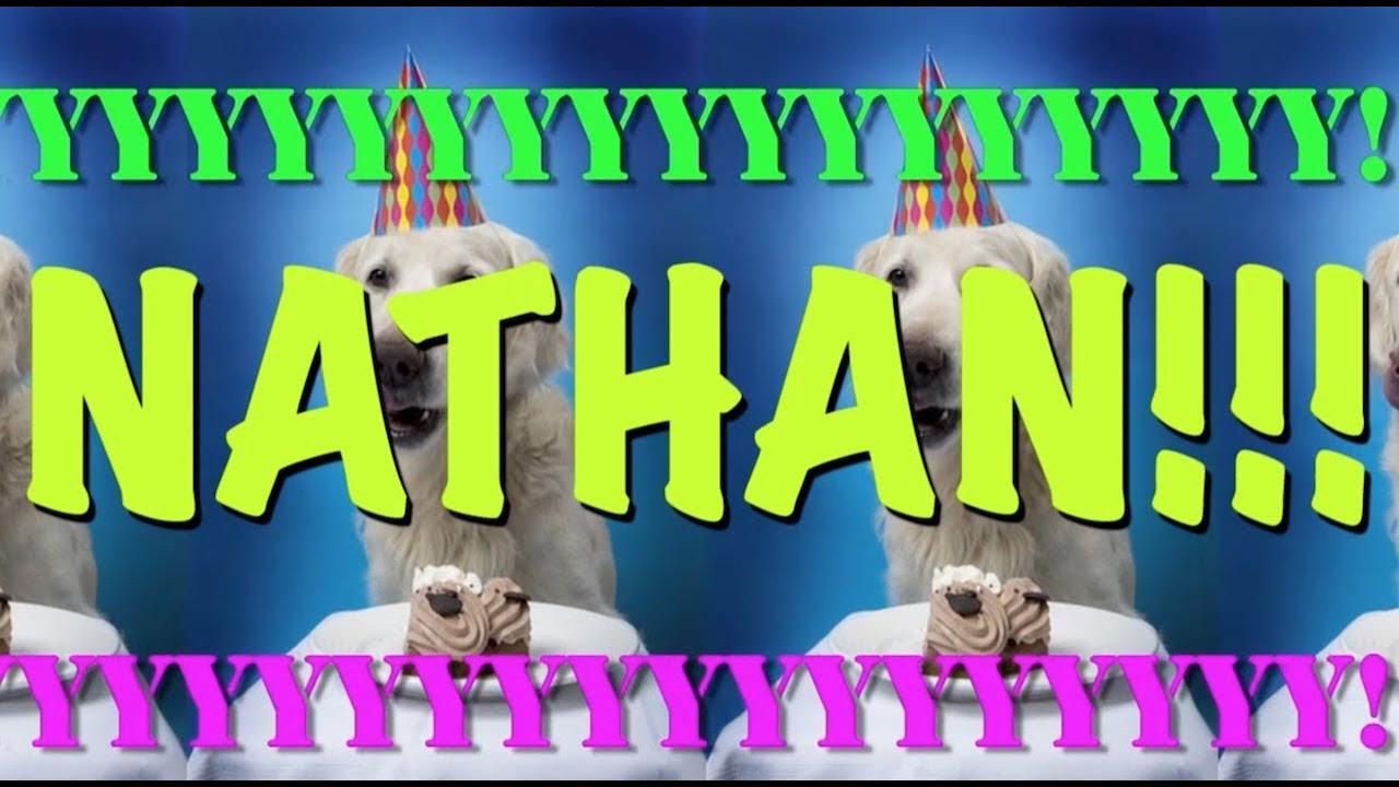Happy Birthday Nathan Epic Happy Birthday Song Youtube
