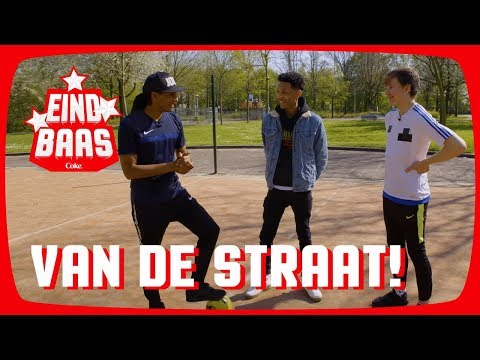FUTSAL FISSA | Tips and tricks van straatvoetballer EASYMAN | Eindbaas #5