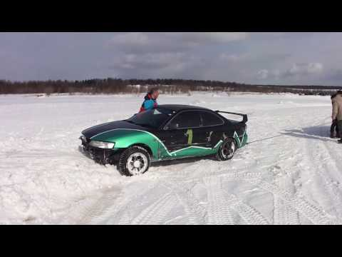 Гонки на льду. Шахтёрск. Тауро - 2017.  25 февраля