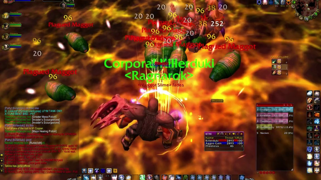 Serious Disscussion on Paladin Tanking  - Page 3 • WoW