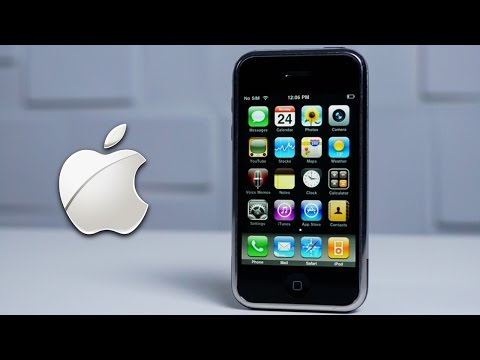 Original iPhone Revisited: The Revolution Begins