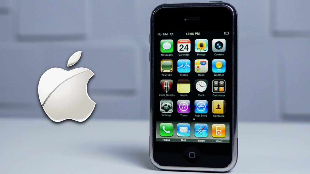 original iphone revisited the revolution begins youtube
