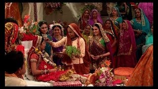 Ganga's baby shower in Balika Vadhu