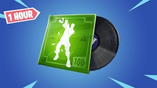 NEW *LEAKED* RAINY DAYS (MAKE IT RAIN) FORTNITE MUSIC PACK - 1 HOUR