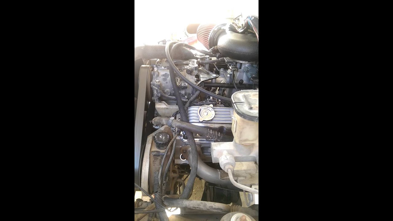 Ram 1500 Cold Air Intake >> 1996 Dodge Ram 1500 5.9L magnum Hughes Engines first start up - YouTube
