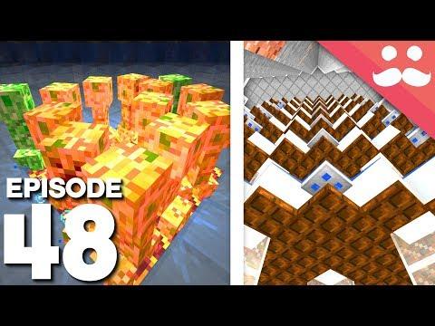 Hermitcraft 6: Episode 48 - THE FARM WORKS!
