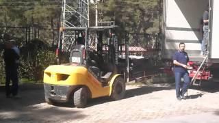 Antalya forklift kiralama