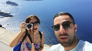 VLOG | Our Honeymoon In Greece: Santorini & Mykonos | Sona Gasparian(WEDDING VIDEO: http://bit.ly/1CUa2Y5 I N S T A G R A M          http://bit.ly/1xHftqt Hi guys, I wanted to share our honeymoon vlog with you all. We really wanted ..., 2014-10-18T15:43:59.000Z)