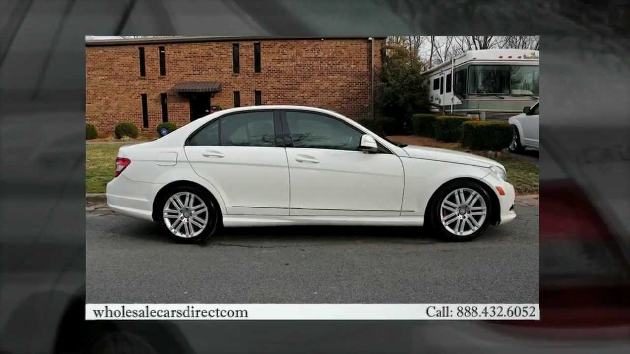 2009 Mercedes Benz C300 For Sale Youtube