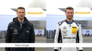 Maro Engel double interview