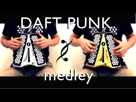 Daft Punk Dualo Medley - A New Kind of Launchpad You Have Never Seen Before