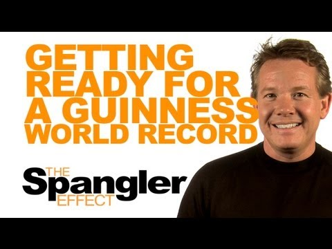 The Spangler Effect - Getting Ready for a Guinness World Record Season 01 Episode 01