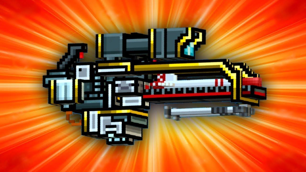 pixel gun 3d destruction system review youtube