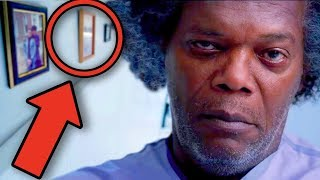 GLASS Breakdown! Unbreakable Easter Eggs & Details You Missed!