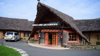 Sirville Lake Elementaita Lodge Full hotel review